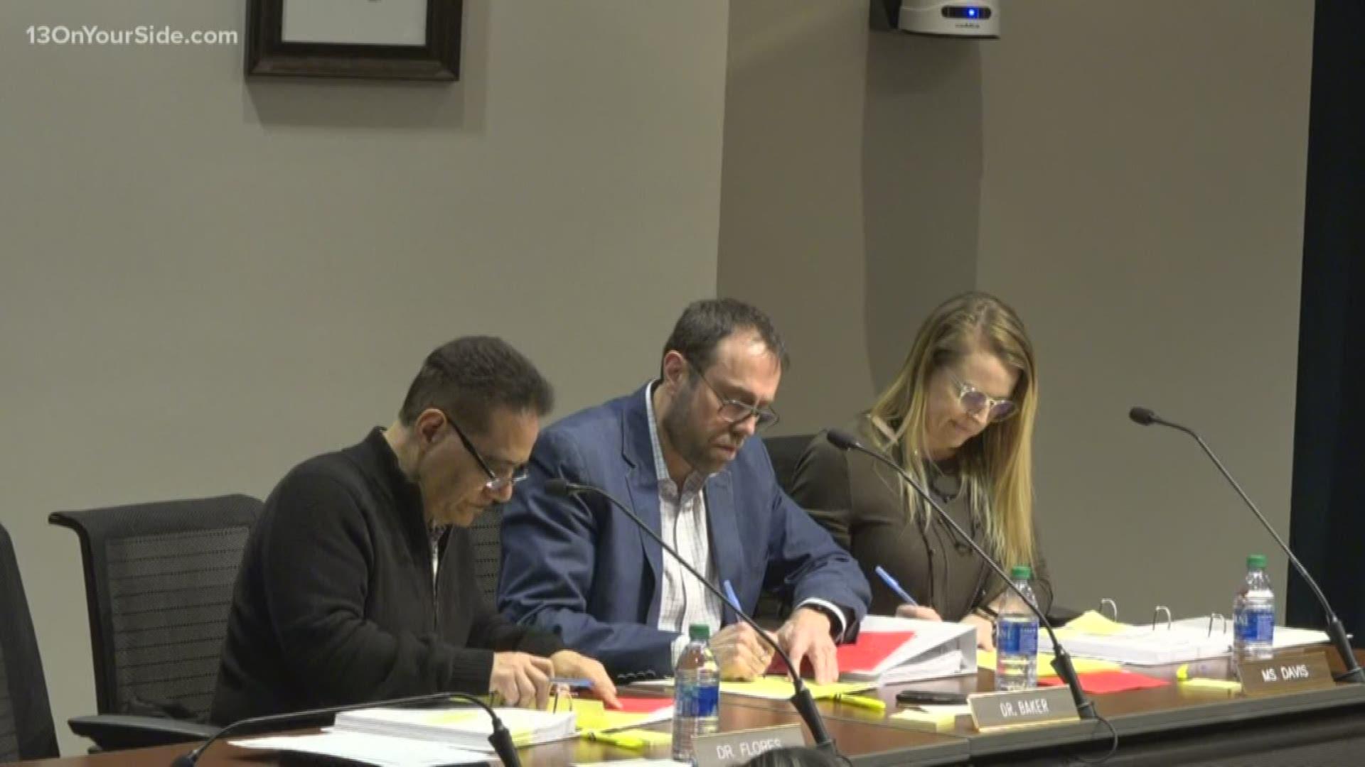 Grand Rapids Public Schools Board Votes On New inside Grand Rapids Public Schools Calendar