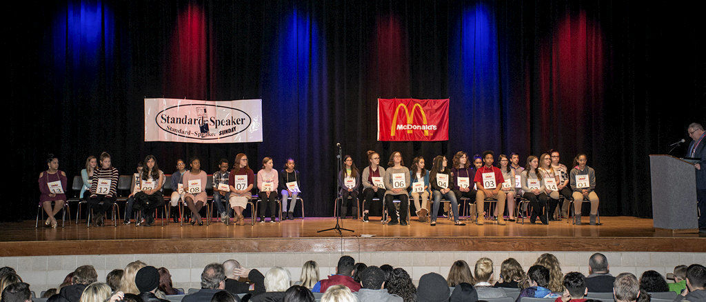 Hazleton Sixth Grader Wins District Spelling Bee | News Intended For Hazleton Area School Calendar