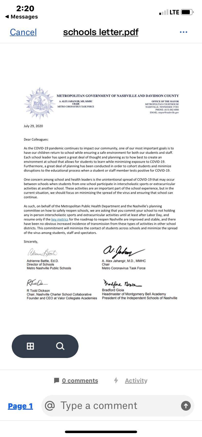 Health, Education Officials Ask Davidson County Schools To With Regard To Nashville Davidson County School Calendar