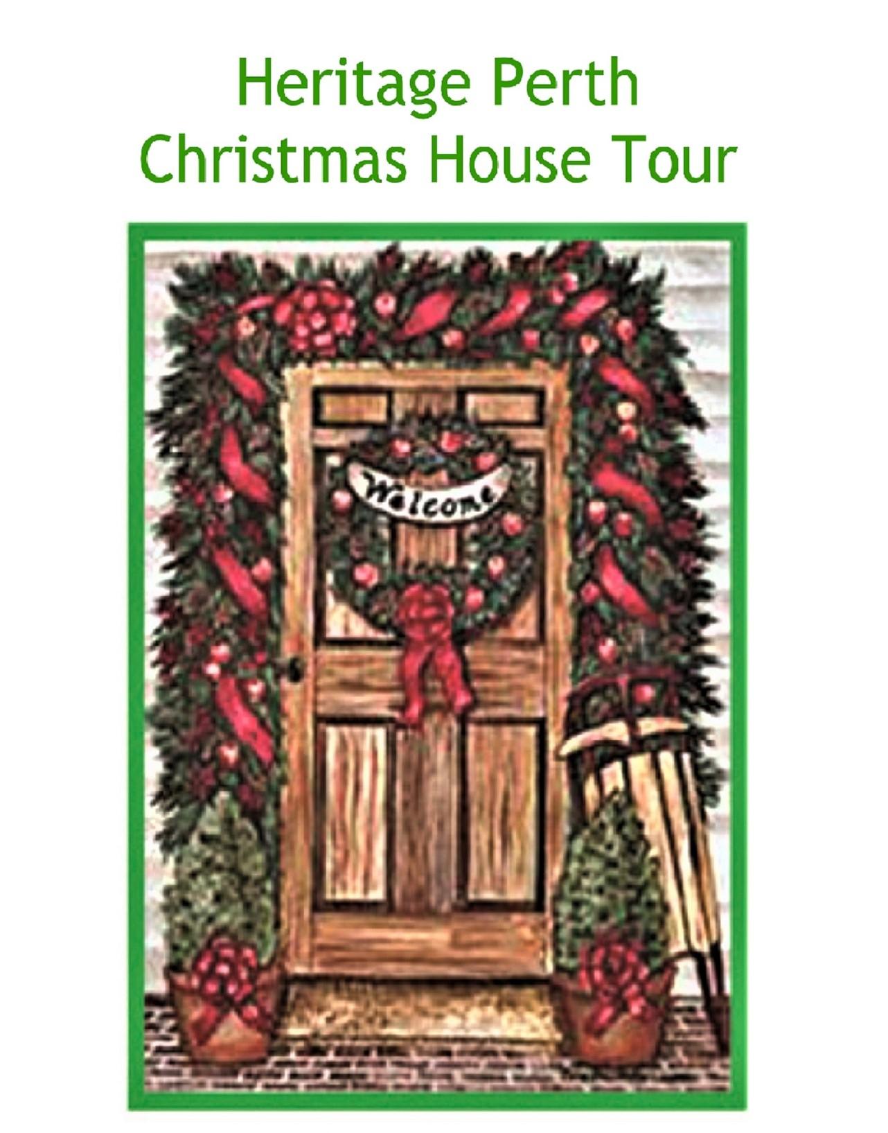 Heritage Perth Christmas House Tour - Lanark County Tourism Regarding College Of Lake County Calendar 2021