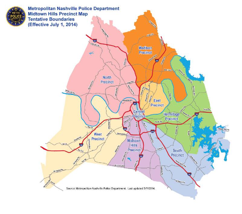 Hermitage And South Precinct Realignment Meeting   Thenews Inside Davidson County Tn Schools Calendar 2021 20