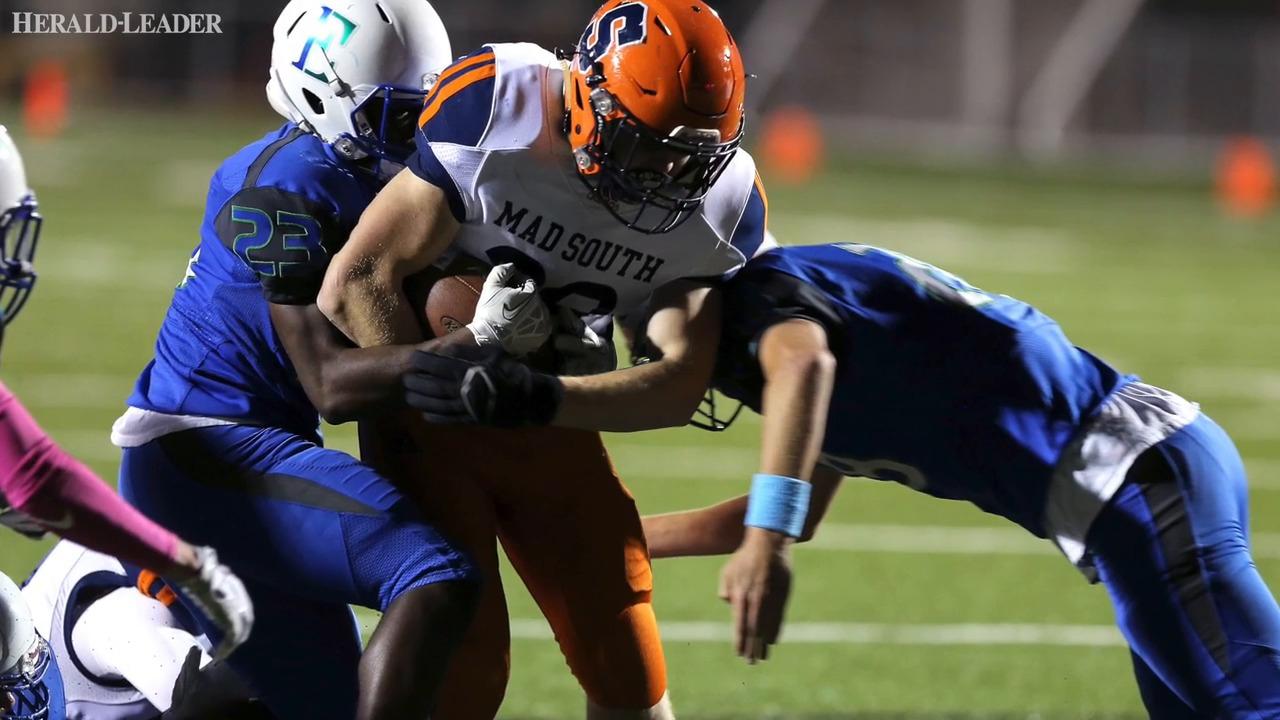 High School Football: East Jessamine Tops Madison Southern Within Madison County Kentucky School Calendar