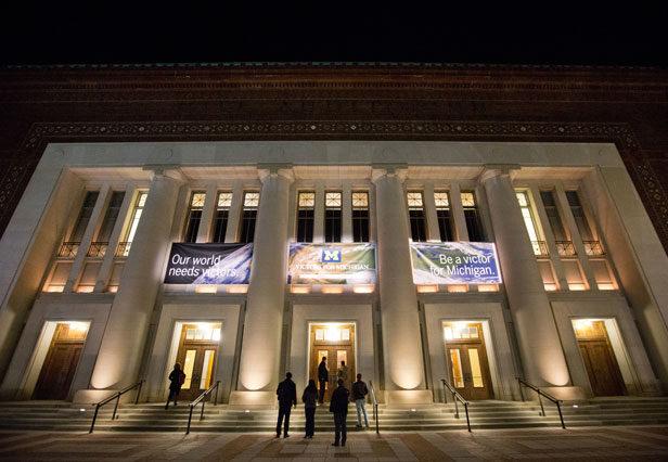 Hill Auditorium   Arts & Culture With U Of M Dearborn Academic Calander