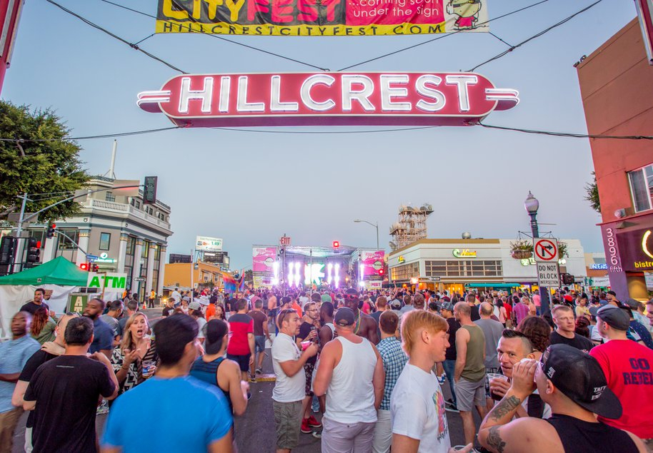 Hillcrest Cityfest Art & Music Festival Returns For within San Diego Music Calendar April