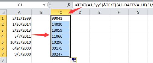 How To Convert Between Julian Date And Calendar Date In Excel? Inside Convert Excel In Google Calendar