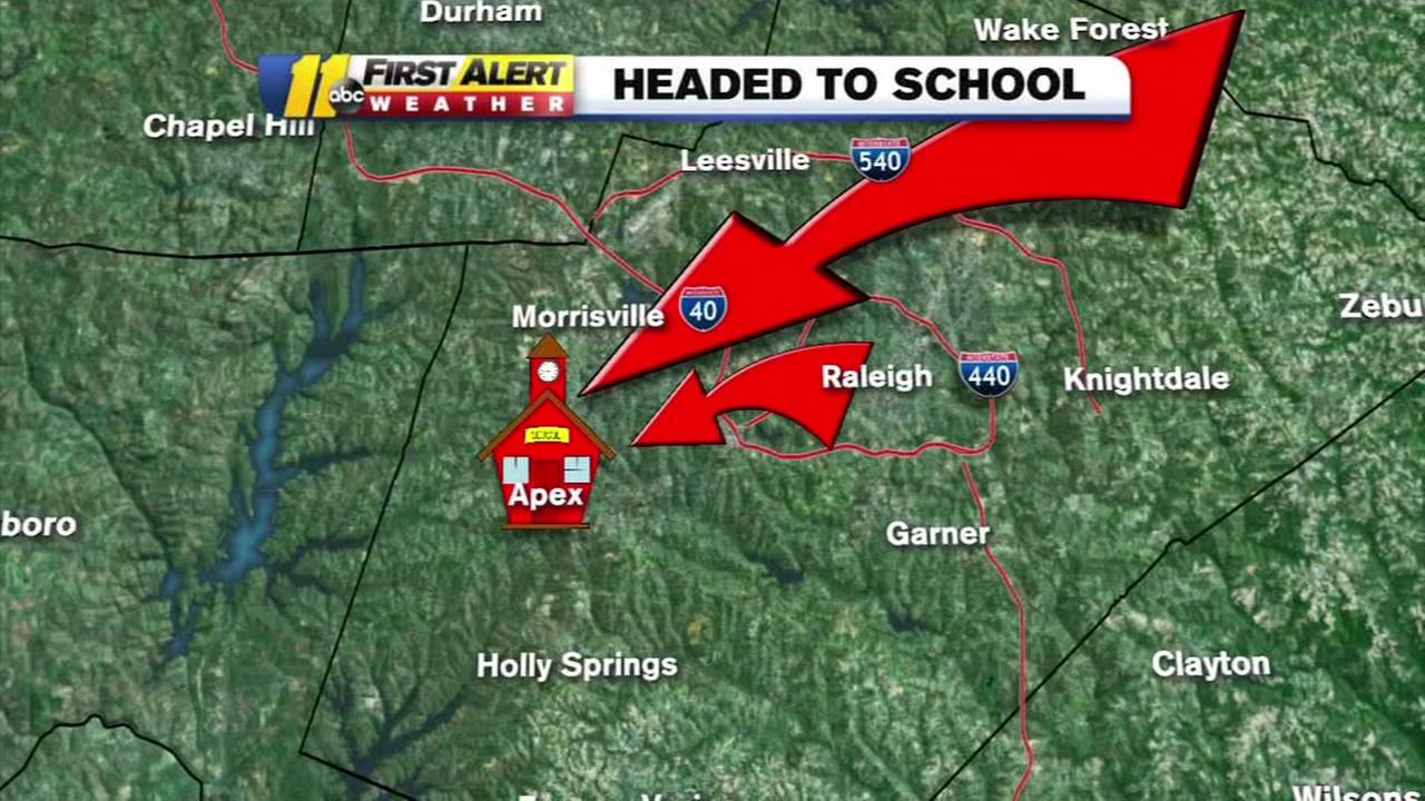How Wake County Schools Decides To Close | Abc11 Inside Wake County Schools Calendar