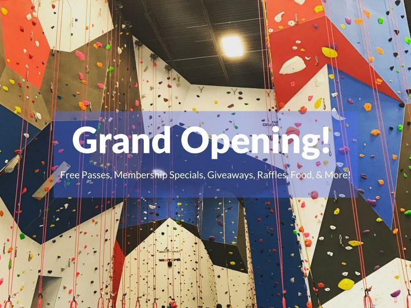 Indoor Rock Climbing Gym Opens New Melville Location Pertaining To Half Hollow Hills Calendar