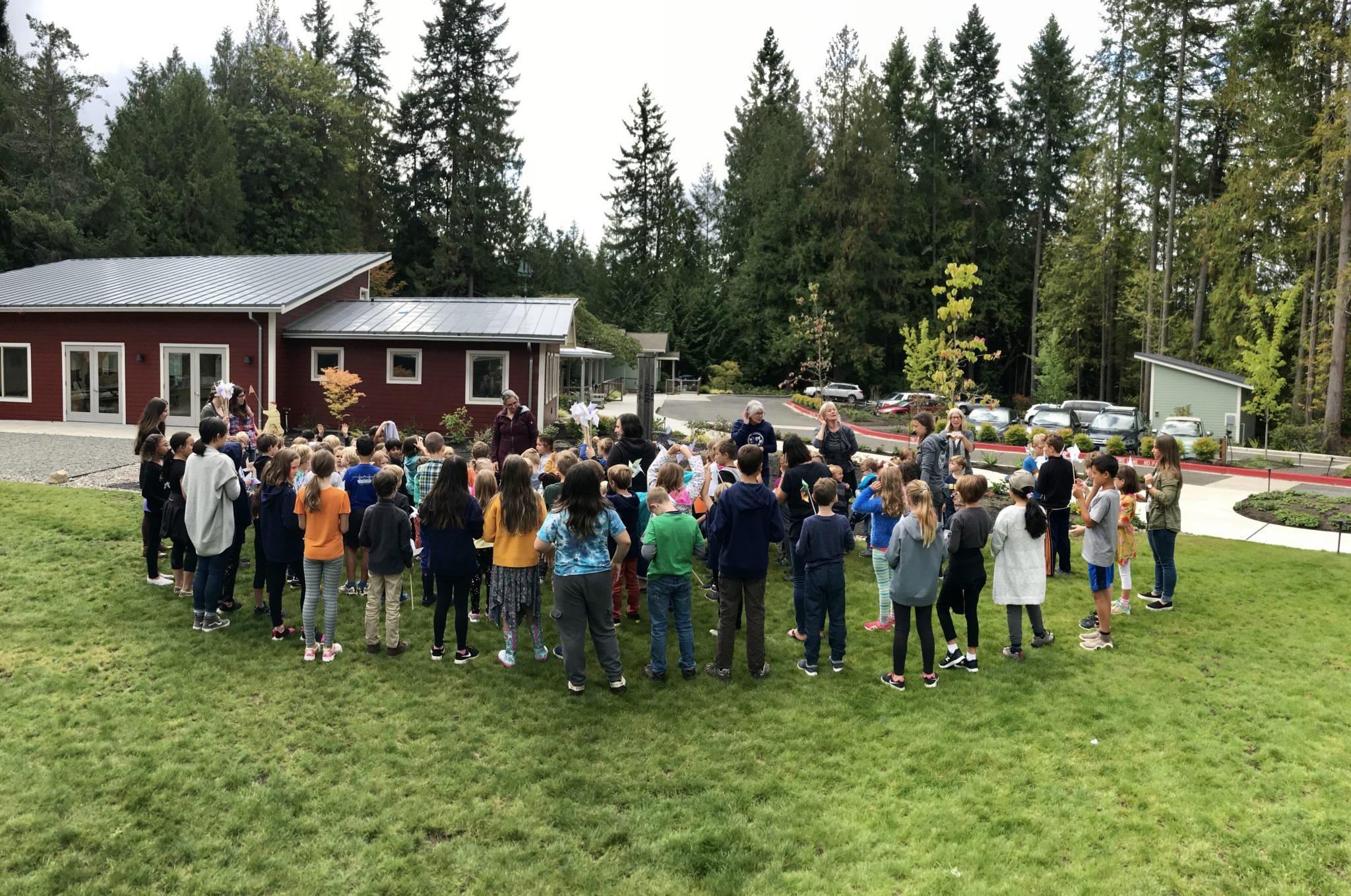 International Day Of Peace 2019 - Montessori Country School intended for Bainbridge Island School District 2020 Calendar