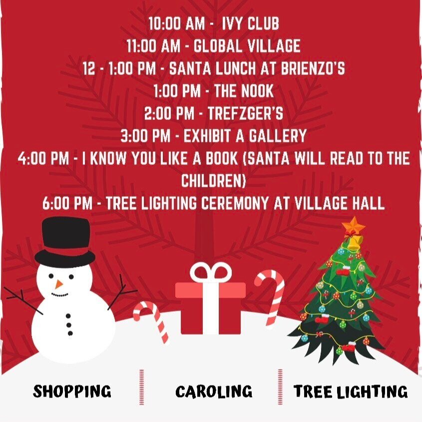 It'S A Wonderful Heights — Village Of Peoria Heights For Peoria Il Calendar Of Events