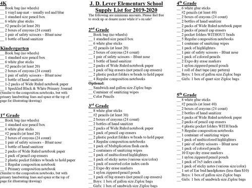 J.d. Lever Elementary / Homepage Pertaining To Aiken County School Calendar 2021 2020