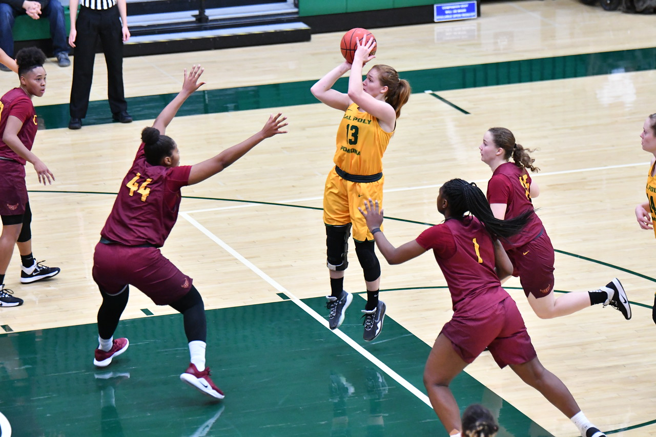 Jackie Ricketson - 2019 20 - Women'S Basketball - Cal Poly Intended For Cal Poly Pomona Academic Calendar 2021 20