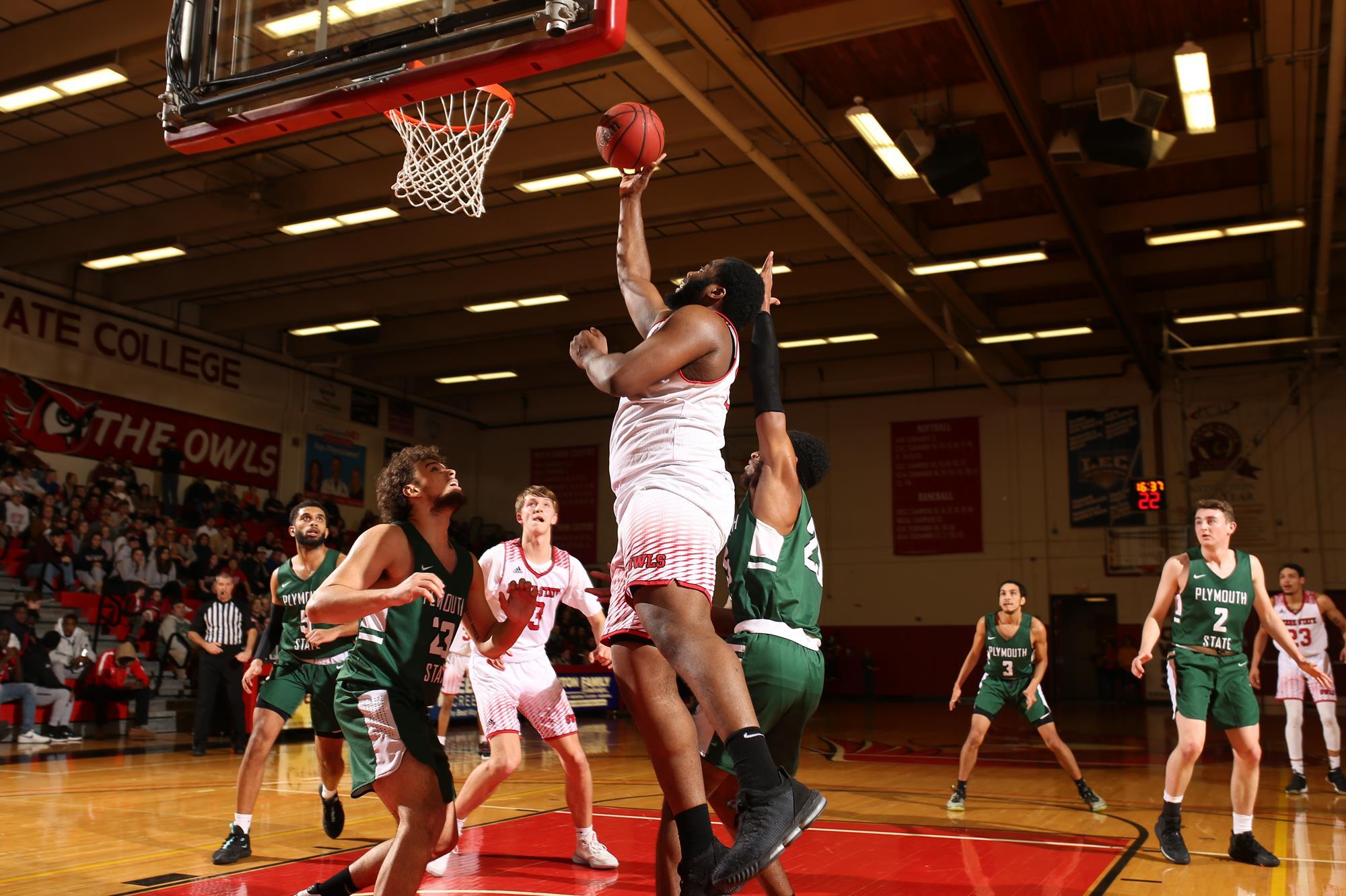 James Anozie – 2019 2020 – Men'S Basketball – Keene State Pertaining To Keene State College Calendar