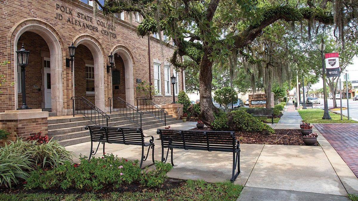 Jda Oak Tree Will Get Some Tlc Over Spring Break   Polk Regarding Farmingdale State College Spring Break