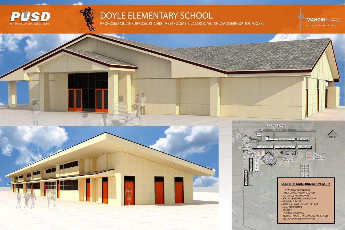 John J. Doyle Elementary School Pertaining To Porterville Unified School Calendar