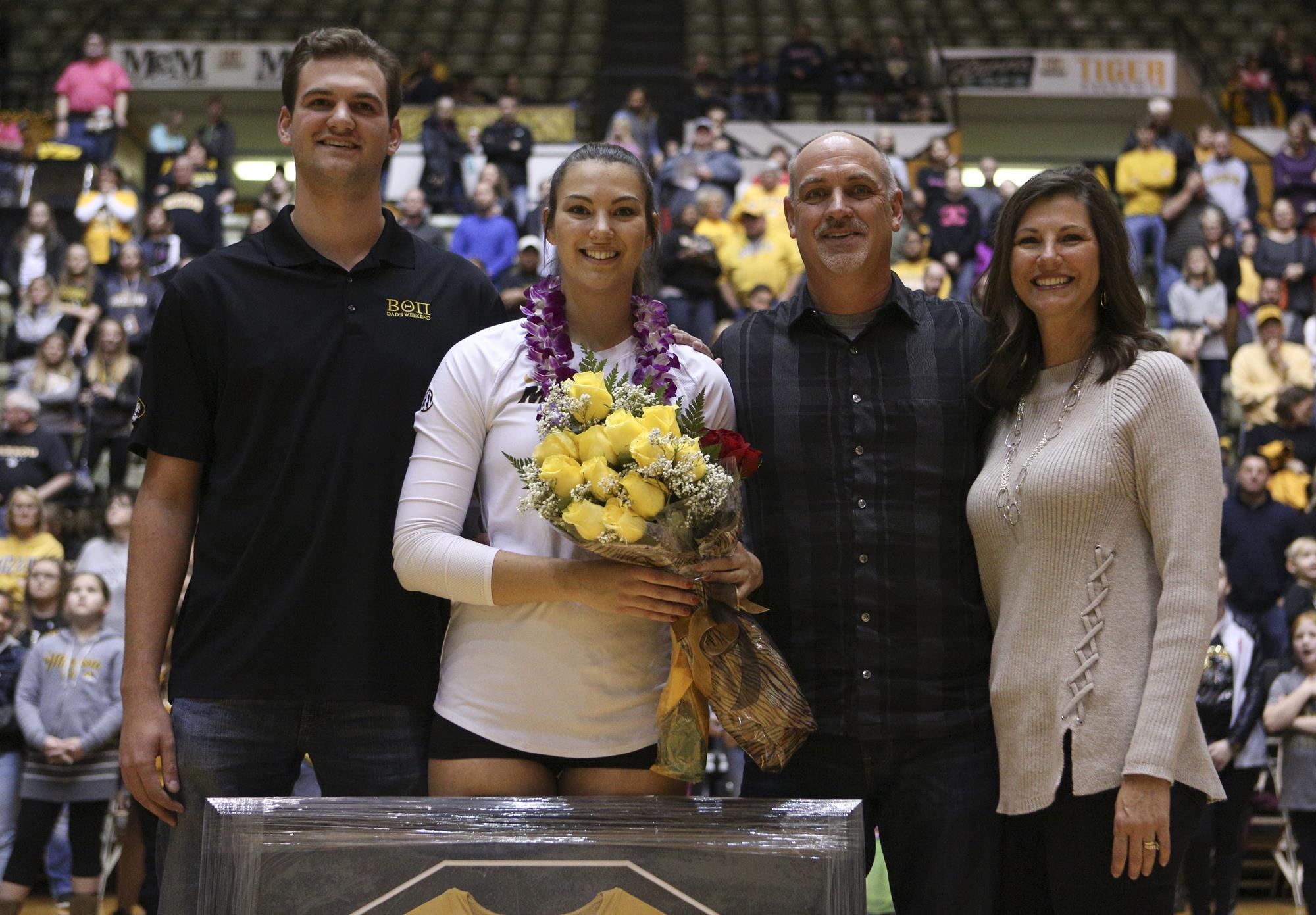 Julia Towler – Volleyball – University Of Missouri Athletics Throughout Blue Springs Mo School Calendar