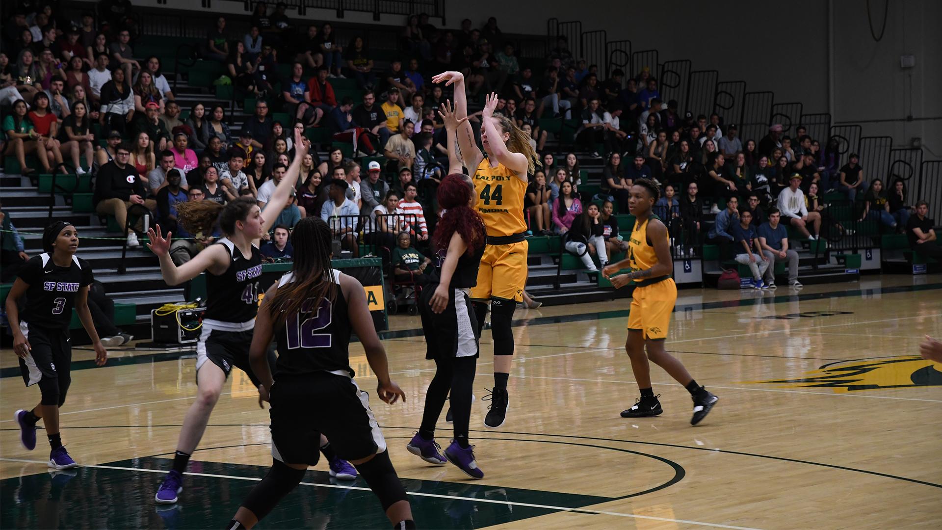 Kasey Smit - 2018 19 - Women'S Basketball - Cal Poly Intended For Cal Poly Pomona Academic Calendar 2021 20