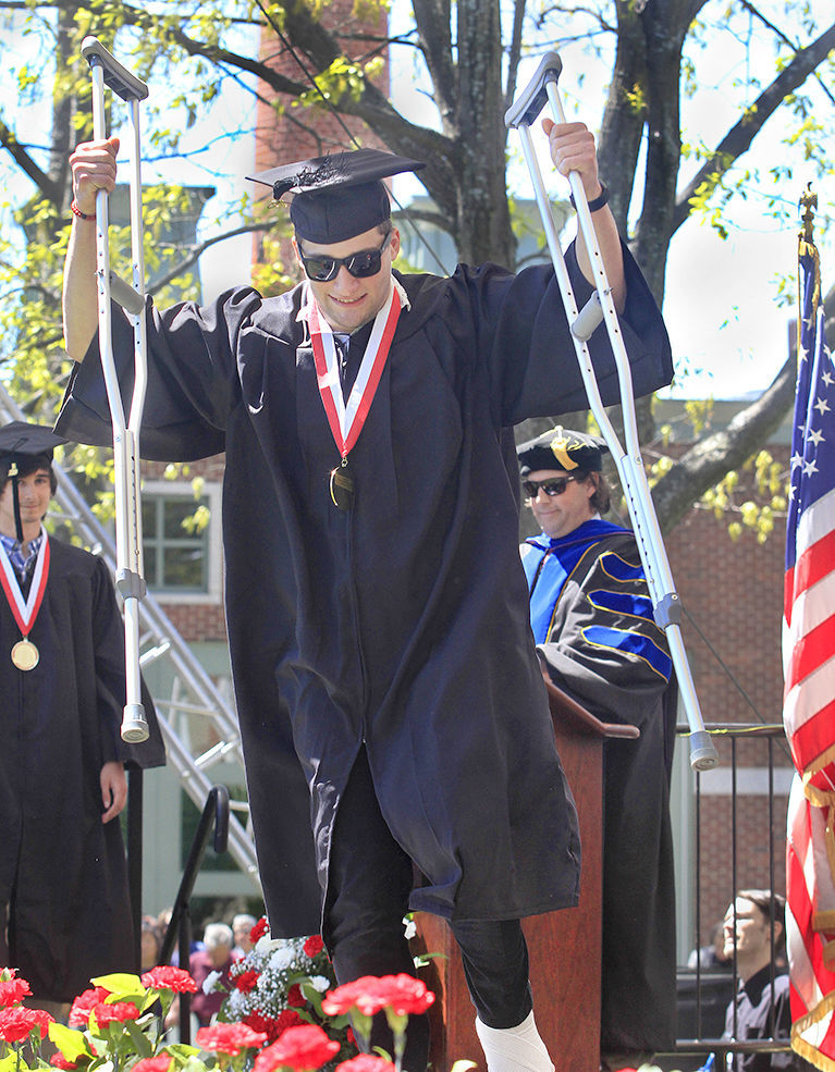 Keene State Graduates Urged To Lead And Build 'New Social Pertaining To Keene State Academic Calendar
