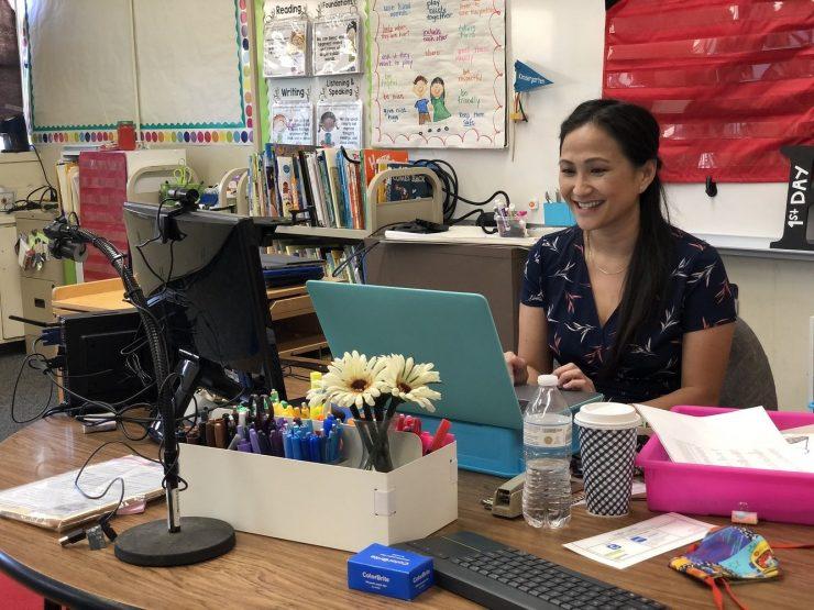 Kids Return To 'Distance Learning' As School Year Begins Regarding Merced City School District Calendar