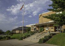 Korte Elementary School in School Break For Independence. Missouri Schools