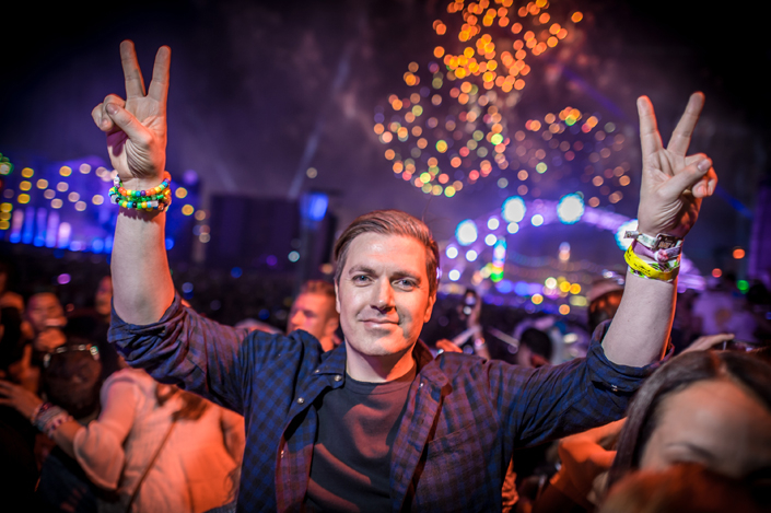 """Las Vegas Strip Has Been Renamed To """"Electric Daisy Ln With Live Music Calender Las Vegas"""