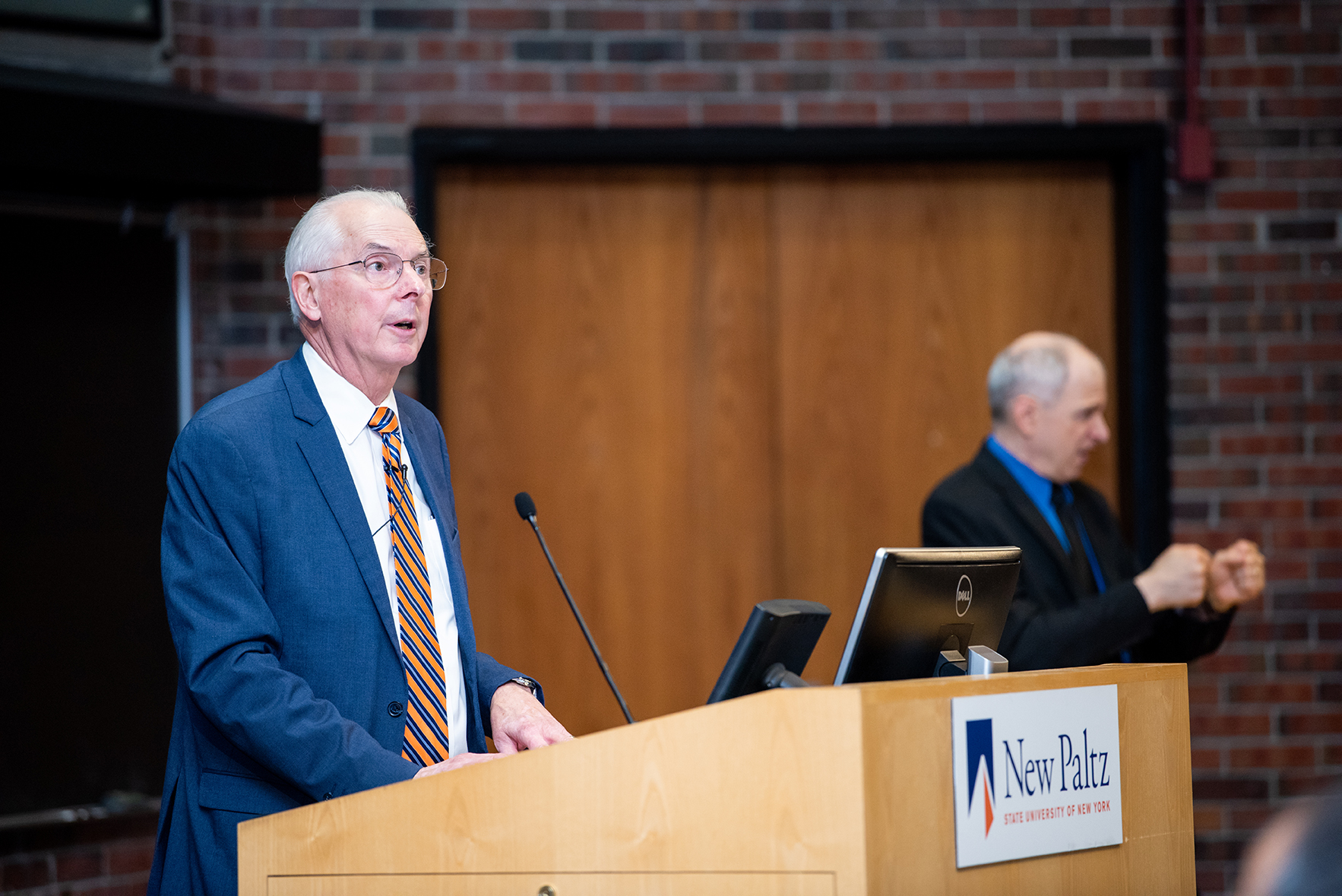 Looking Ahead: President Christian Delivers 2018 State Of With Regard To Suny New Paltz School Caledar