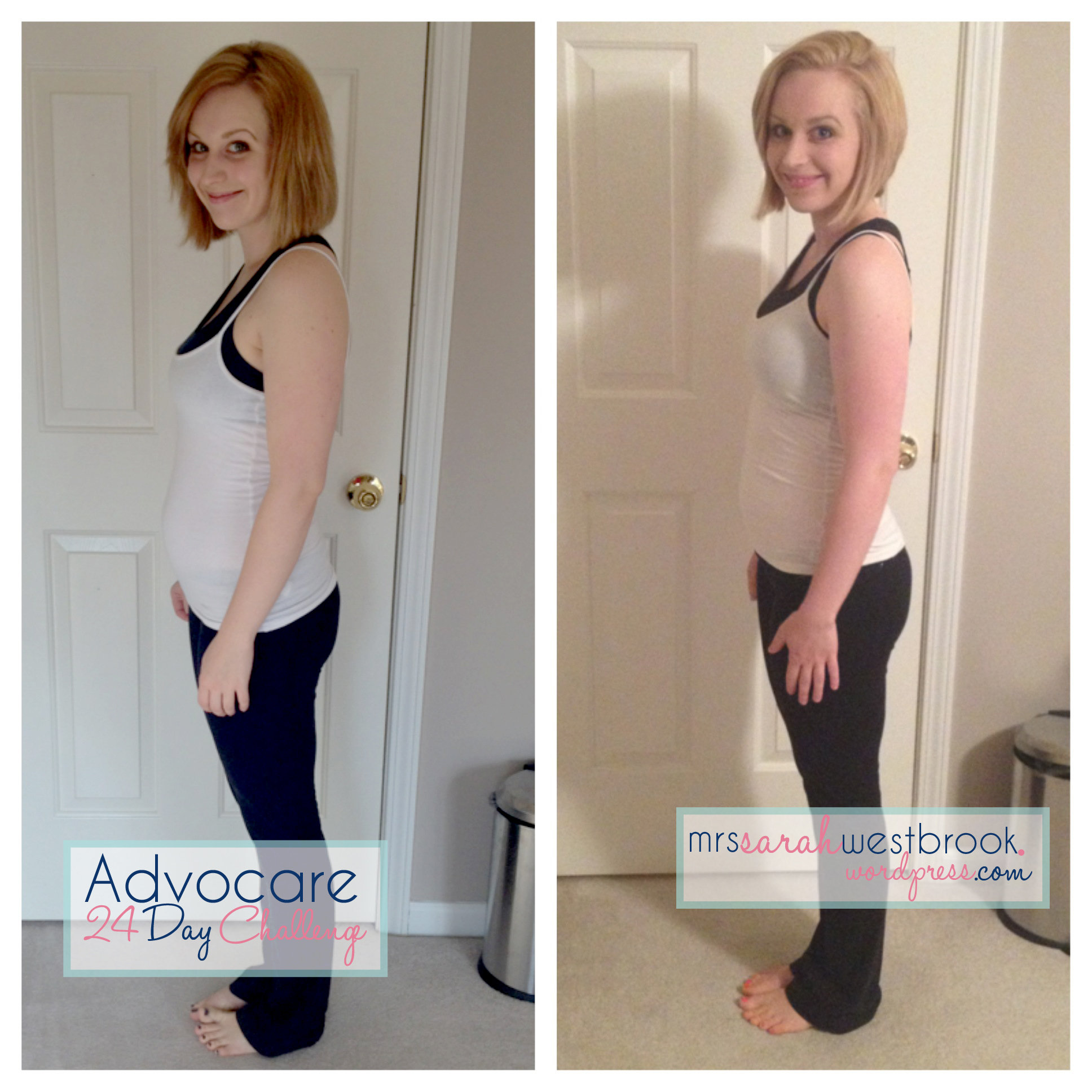 Losing The Baby Weight Part Ii   Planting Roots For Advocare 24 Day Challenge Editable
