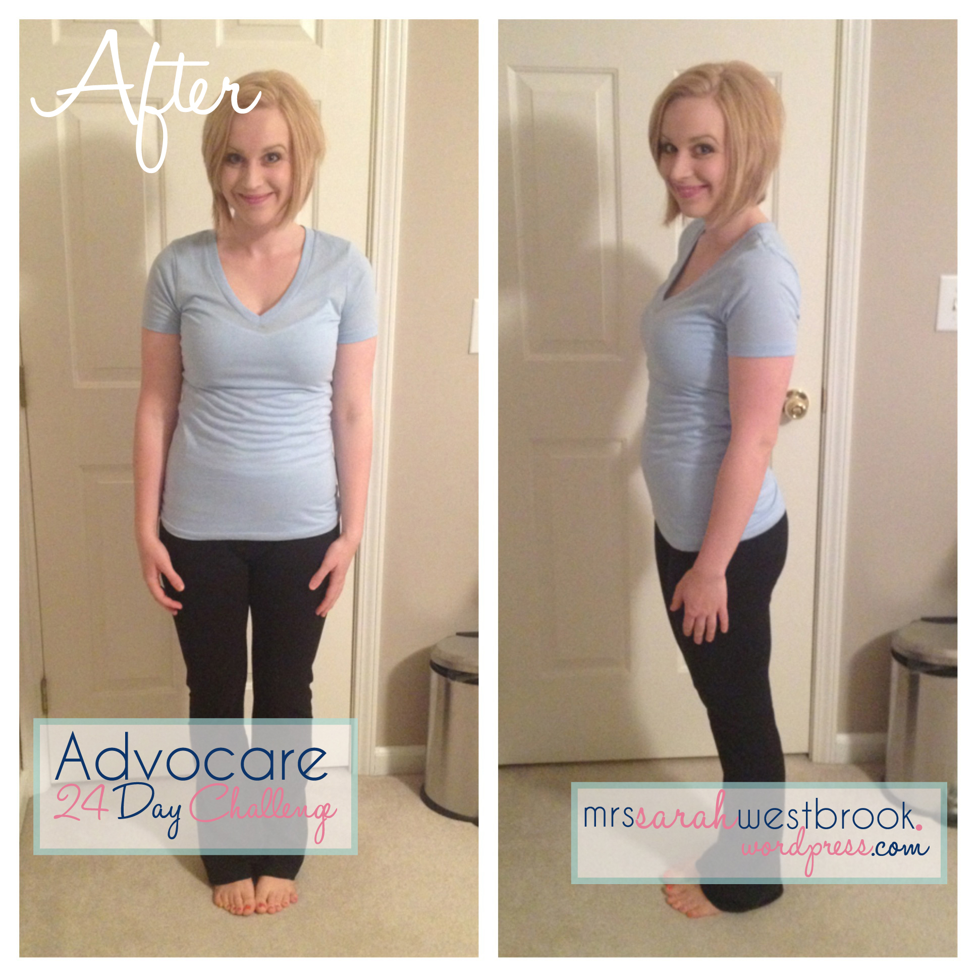 Losing The Baby Weight Part Ii   Planting Roots Intended For Advocare 24 Day Challenge Editable