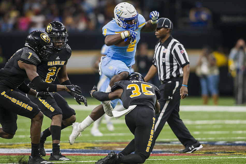 Lsu Adds Southern & Grambling State To Future Schedule Within Grabling State Holiday Schedule