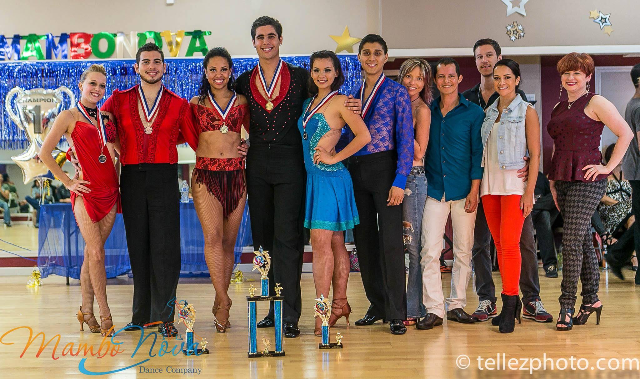 Mambonova Salsa Competition Results - Salsa Vida Sf pertaining to Salsa By The Bay Calender