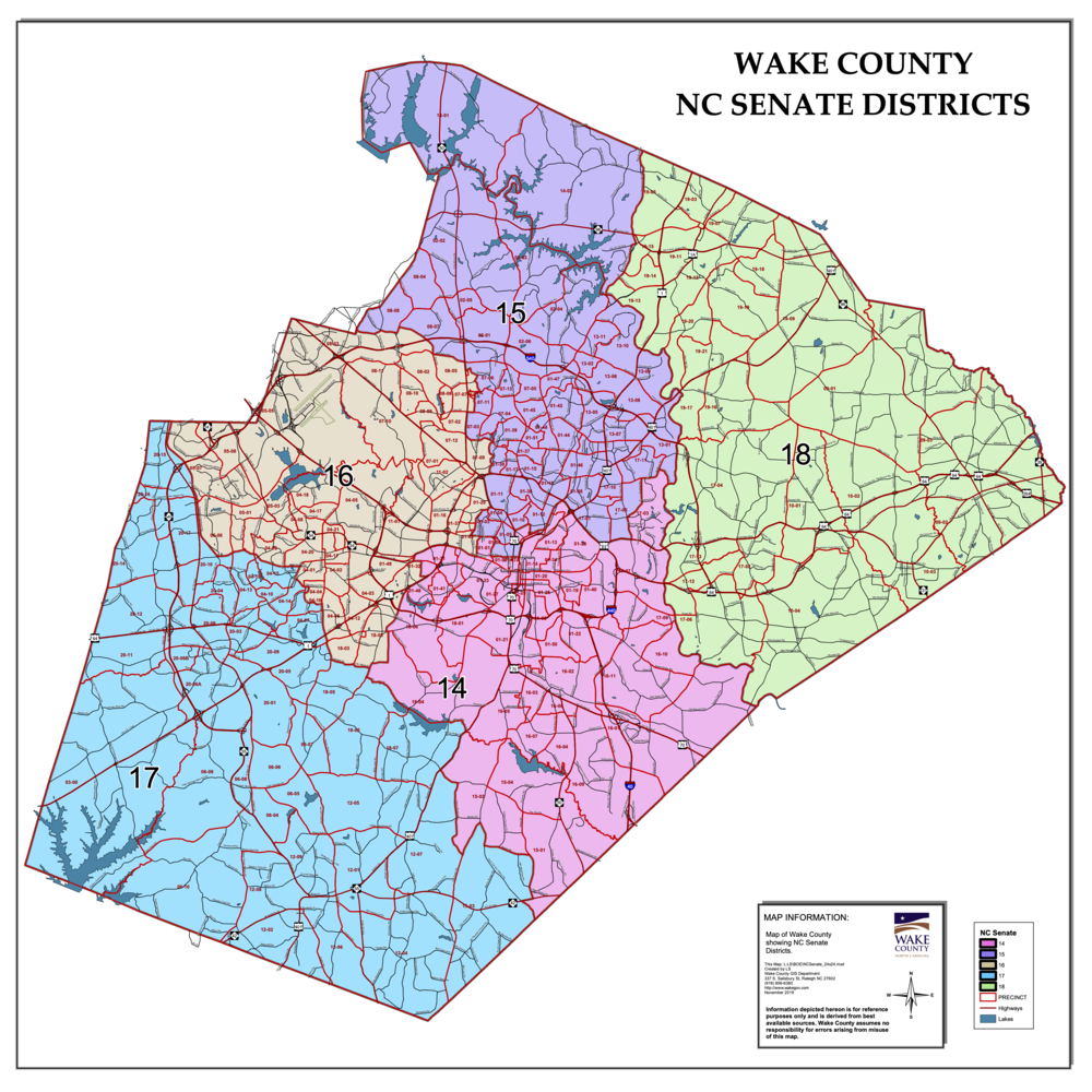 Maps 2019 — Wake County Democratic Party Inside Nc Court Calendars District And Superior
