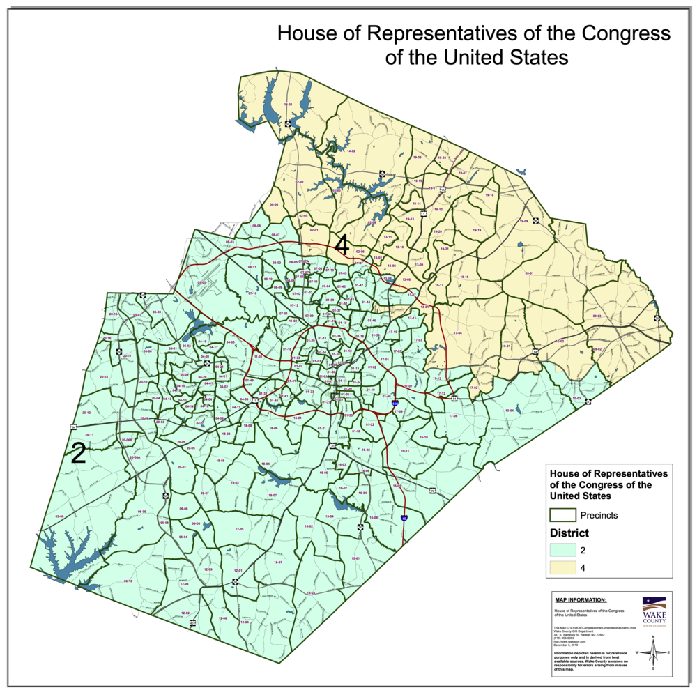 Maps 2019 — Wake County Democratic Party Within Nc Court Calendars District And Superior