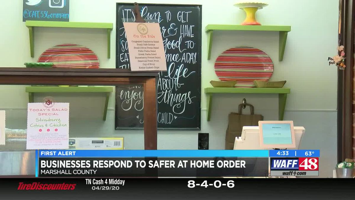 Marshall County Businesses Prepare To Reopen After Safer Inside Marshall County Ten School Calendar