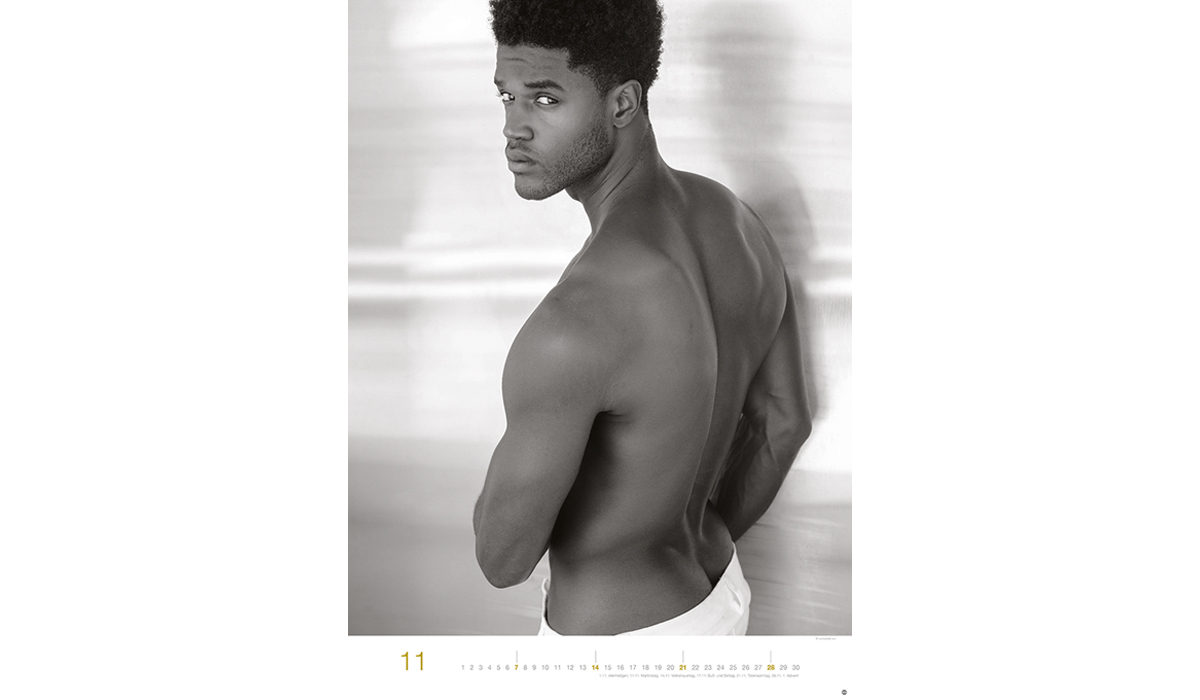 Men 2021   Picture Calendar With Logo Printed Intended For Men On A Mission 2021 Calendar