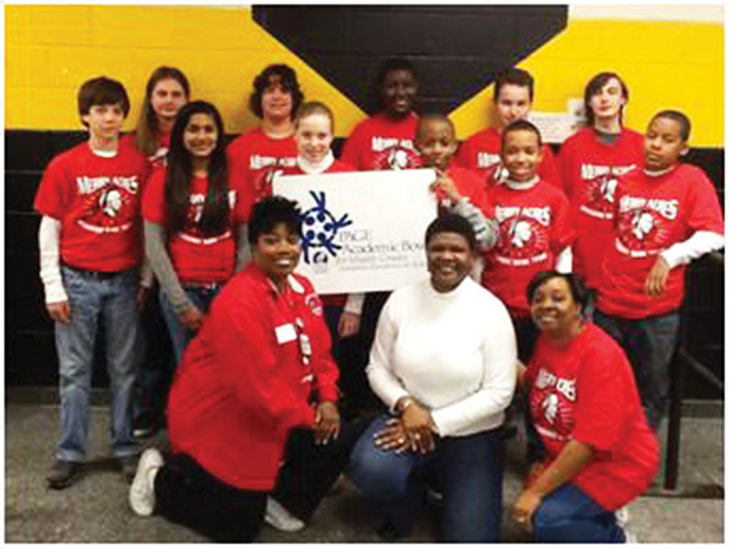 Merry Acres Middle Finishes Second In Academic Bowl Regarding University Of Albany Ga School Calendar