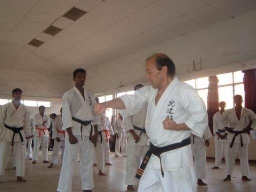 Mestre Oscar Higa: Shorinryu Kyudokan: Intended For Marshall County Tn 20 21 Calendar