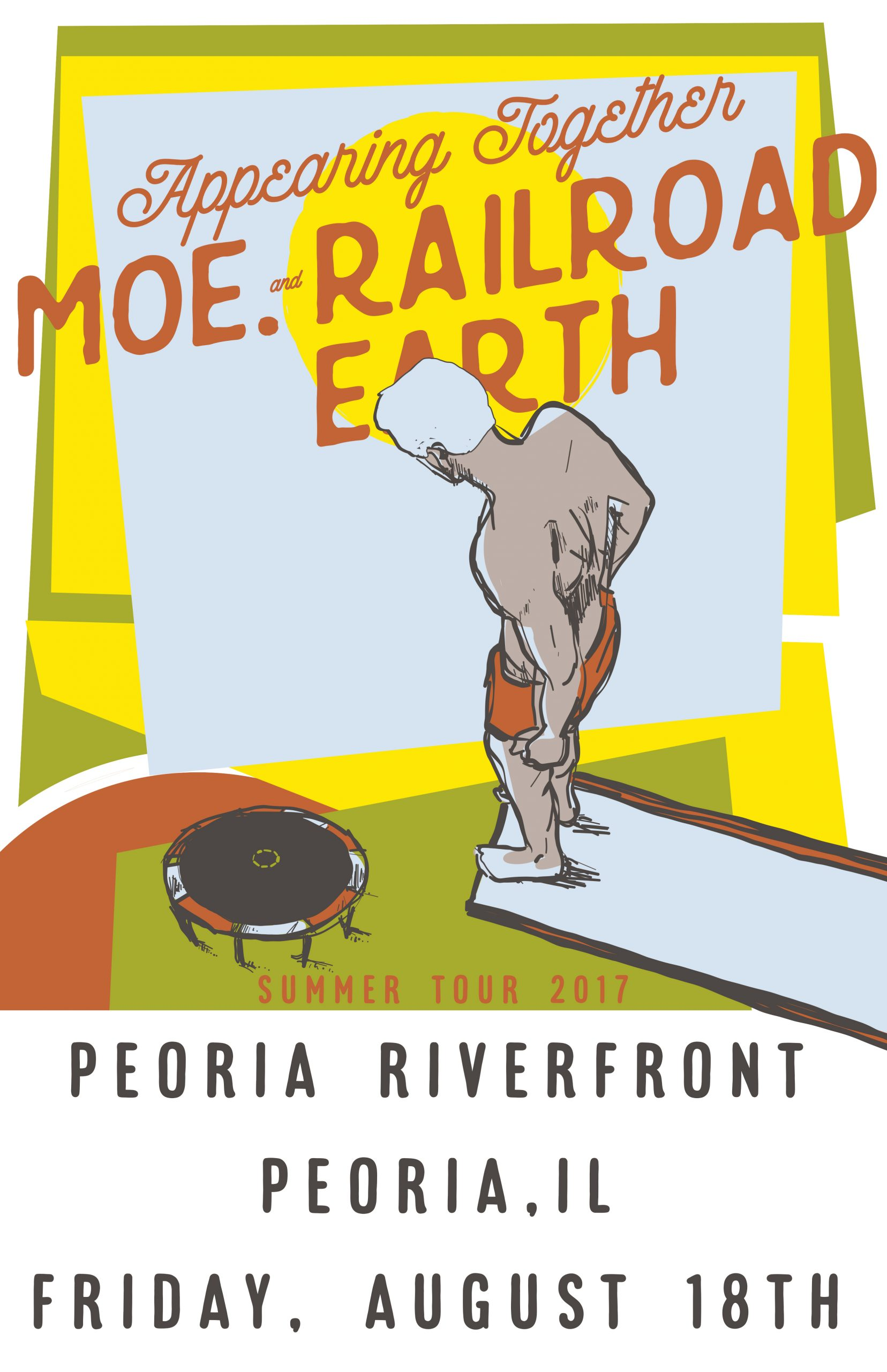 Moe. & Railroad Earth - August 18   The Landing On The Within Peoria Il Calendar Of Events