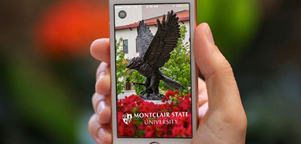 Montclair Launches Nest Mobile App - Cr80News With Regard To Montclair State Academic Calendar