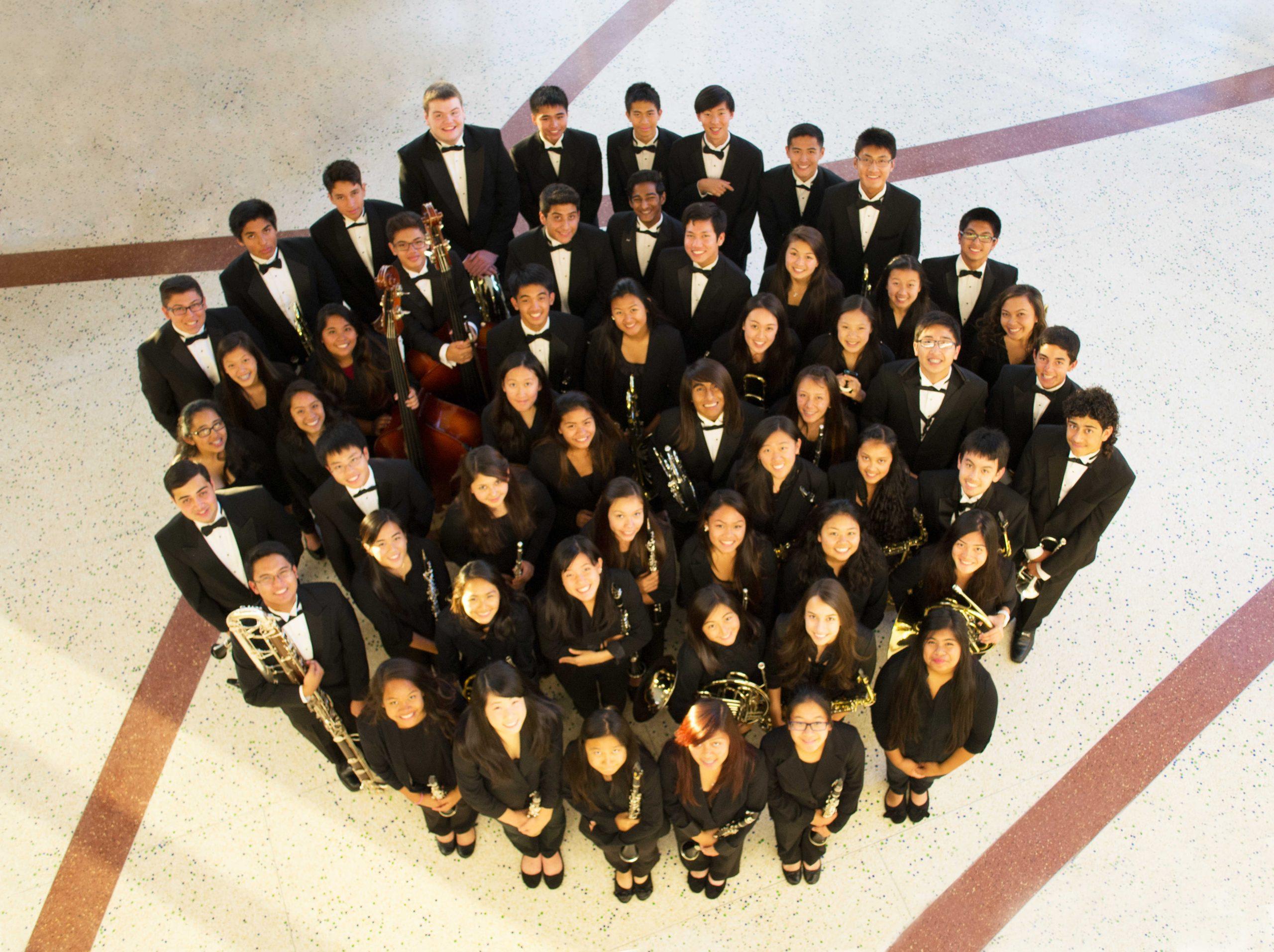 Muth – James Logan Wind Symphony In Concert For James Logan High School Calendar