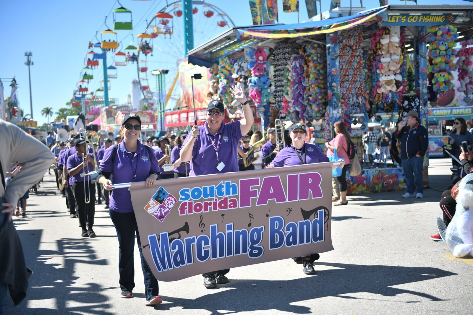 New Ceo Achieves Record Setting South Florida Fair throughout South Florida Fairgrounds Event Schedule February 2020