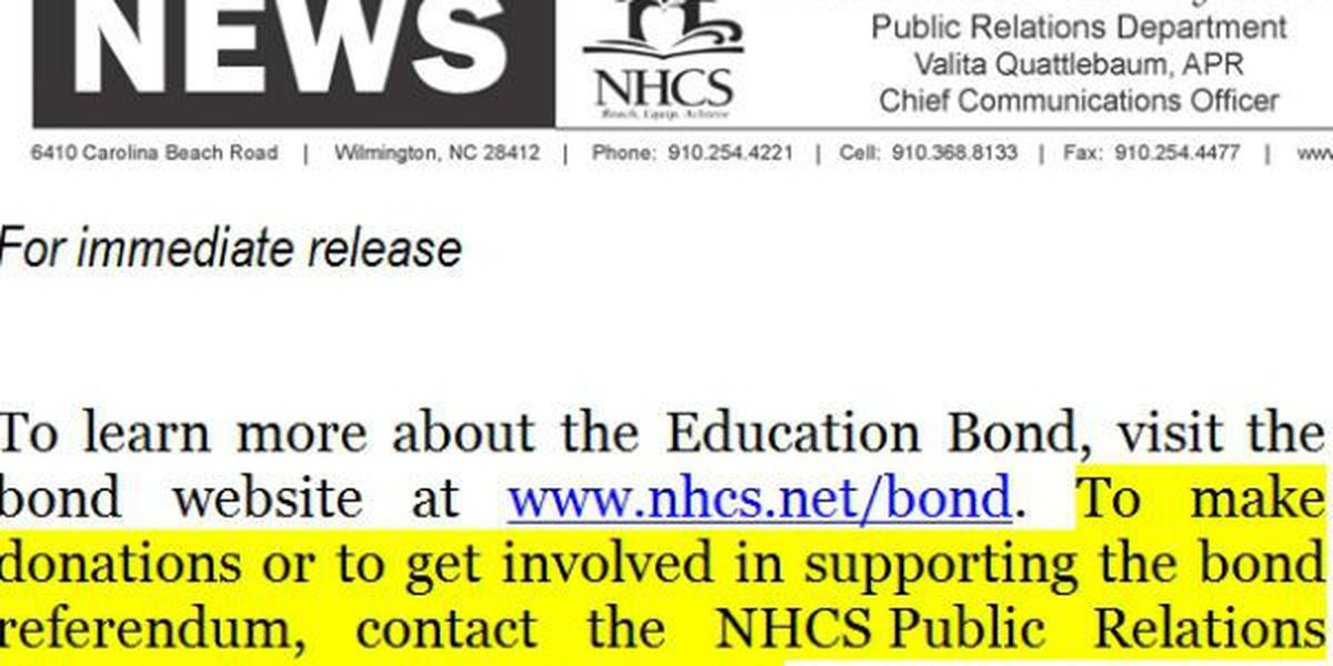 New Hanover County Schools Walks Back Donation Request For With Regard To New Hanover Court Calendar