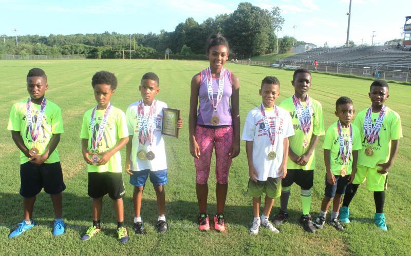 Next Level Child Enrichment – 2020 Indoor / Outdoor Junior With Regard To Wake County Track 4 Schedule