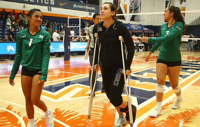 No. 10 Hawaii Sweeps Fullerton In Volleyball | Honolulu Pertaining To Summer School Calendar For Long Beach Cal State 2020