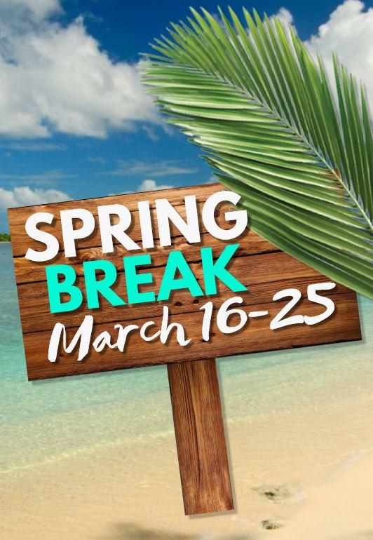 No School – Spring Break – Samuelson Elementary School With Regard To Spring Break For Nooristown School