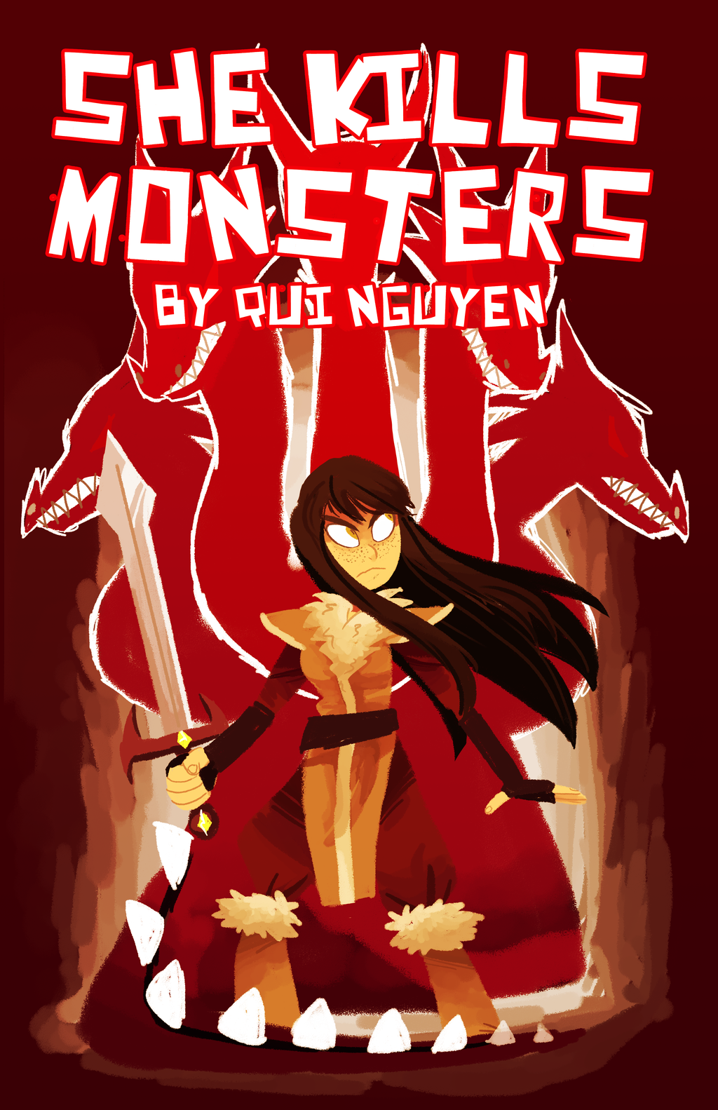 """Oaktech Rep Proudly Presents """"She Kills Monsters""""Qui For Oakland School For The Arts Calendar"""
