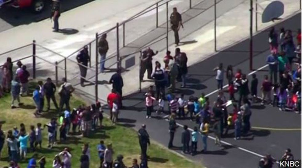 Official: Multiple Shot At San Bernardino Elementary School Pertaining To San Bernardino Superior Court Calendar