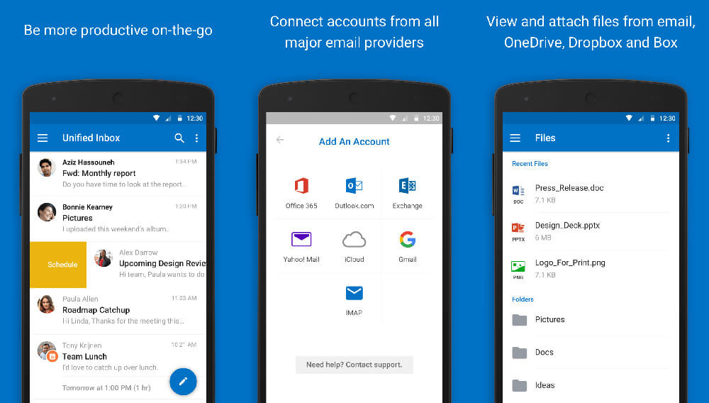 Outlook For Android Now Lets You Block External Images In In Merge A Google Calendar With An Outlook Group Calendar