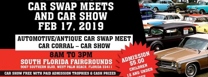 Palm Beach Car Swap Meets And Car Show, West Palm Beach Fl for South Florida Fairgrounds Events