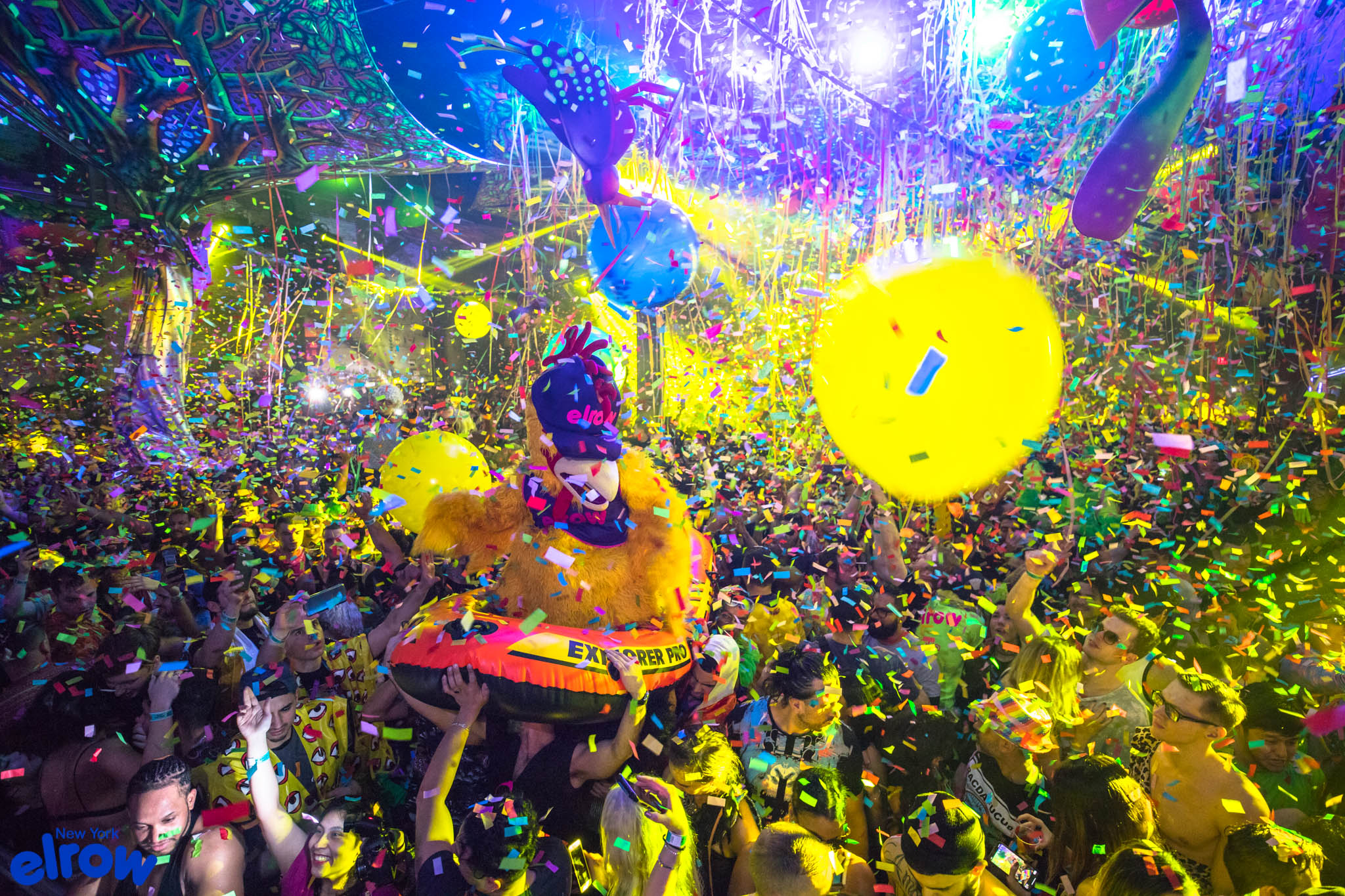 Party Organizers Elrow Team With Wynn Hotels For Las Vegas With Regard To Las Vegas Live Music Calendar