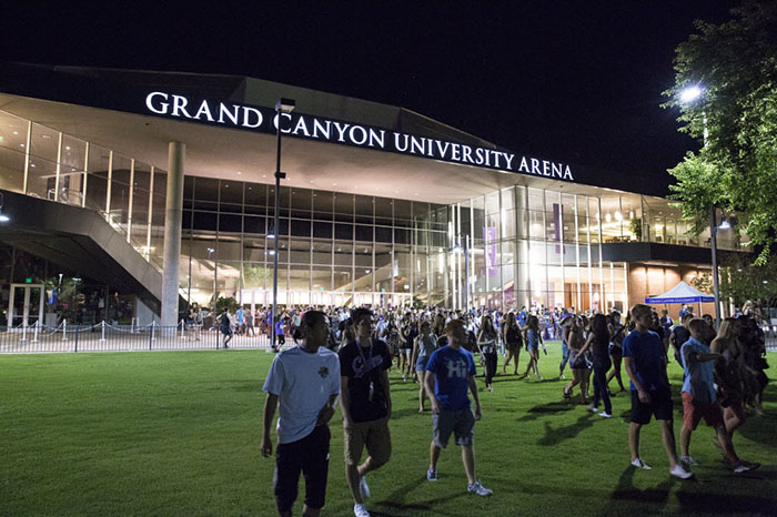 Phoenix Mercury Playoff Game Scheduled For Gcu – Gcu Today Throughout University Of Phoenix Academic Calendar