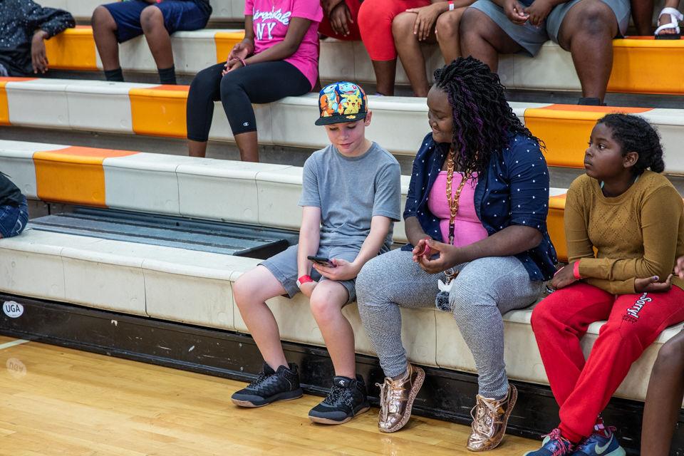 Photos: Grand Slam At Cedar Shoals High School Pertaining To Athens Clarke County School Calendar
